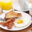 Traditional breakfast  — Stock Photo #18705871