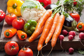 Various fresh vegetable — Stock Photo