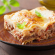 Lasagnbolognese — Stock Photo #36409297