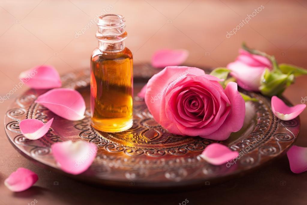 Косметика из лепестков роз 10