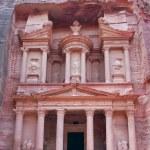 Petra in Jordan. Sanctuary — Stock Photo #1659579