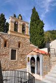 Monastery of Kera Kardiotissa. Crete, Greece — Stock Photo