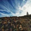 Lighthouse on a Cap de Creus. — Stock Photo