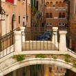 Stock Photo: Bridge in Venice