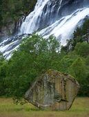 Prachtige natuur van noorwegen — Stockfoto