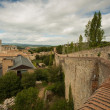 Old Girona city view, Spain — Stock Photo