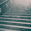 Empty staircase with concrete steps - Foto de Stock
