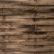 Wooden plank wall background - Stock Photo