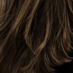 Human hair close-up — Stock Photo #20145631