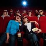 In cinema — Stock Photo #21040367