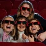 In cinema — Stock Photo #21040375