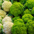 Cauliflowers — Stock Photo #22656199