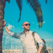 Man travelling — Stock Photo #23541643