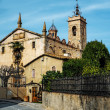 Stock Photo: Sant Feliu church in Alella town, Spain