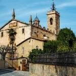 Sant Feliu church in Alella town, Spain — Stock Photo