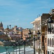 Beautiful town of Sitges, Spain — Stock Photo