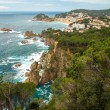 Tossa de Mar town — Stock Photo