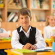 children in school — Stock Photo #30910655