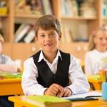 Children in school — Stock Photo #30910655
