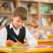 Children in school — Stock Photo