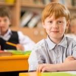 Children in school — Stock Photo #30931535