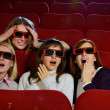 People in cinema — Stock Photo #32137001