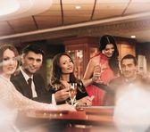 Insanlar casino — Stok fotoğraf