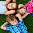 Stock Photo: Children outdoor