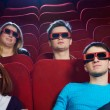 People in cinema — Stock Photo #32175349