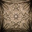 Celling decoration of Albi Cathedral, France — Stock Photo #36577749