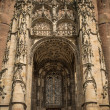 Entrance to Albi Cathedral, France — Stock Photo