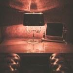 Vintage style luxury office interior — Stock Photo #36577837