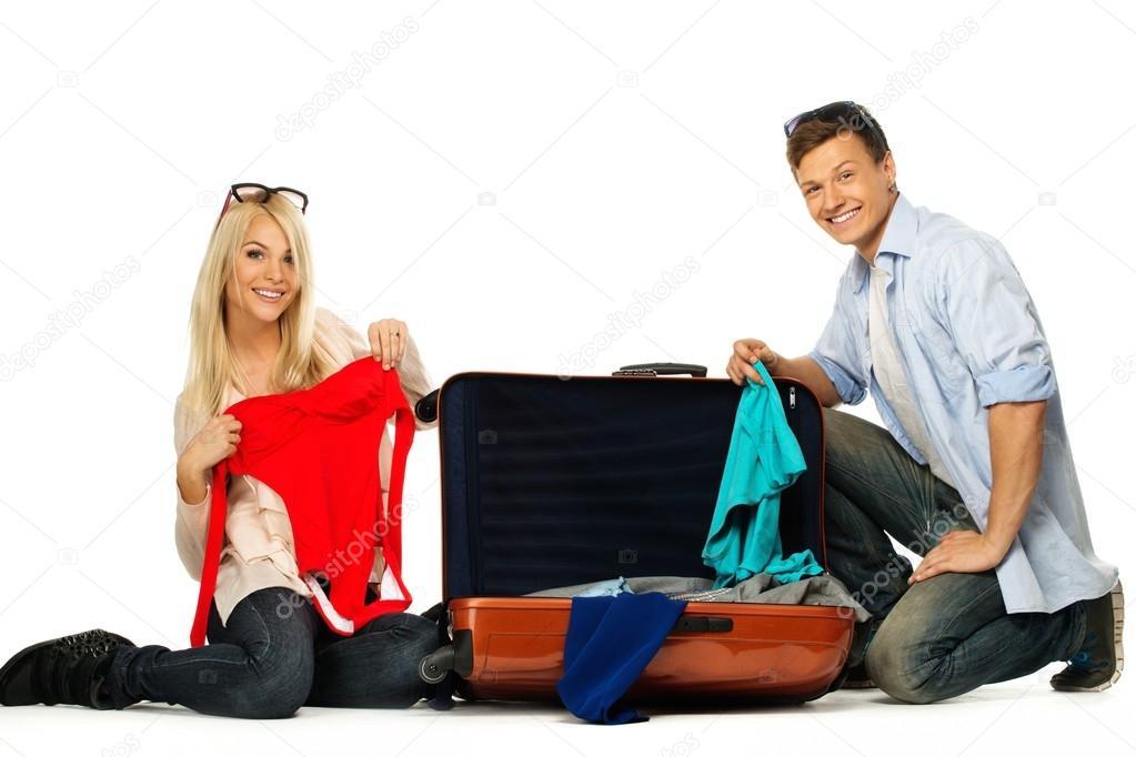 Voyage pour jeune couple