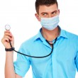 A young doctor — Stock Photo #13184376