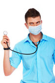 A young doctor — Stock Photo