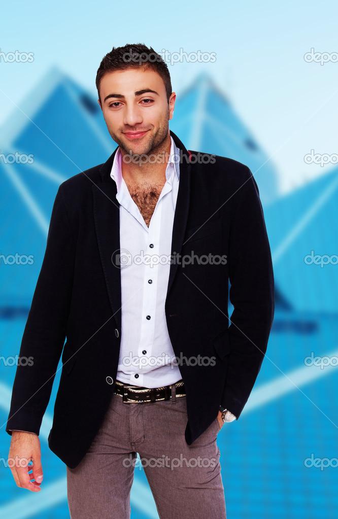attractive armenian men