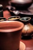 Clay poháry — Stock fotografie