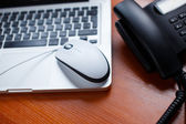 Computer mouse — Stock Photo