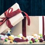 Open gift box — Stock Photo #43738195