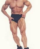 Muscle man — Stockfoto