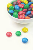 Multicolor candies — Stock Photo