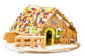 Cake house — Stock Photo