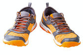 Athletic unisex shoes — Stok fotoğraf