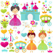 Princess set — Foto Stock