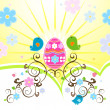 Easter tree — Stock Vector #20110711