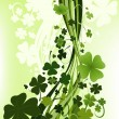 St Patricks Day — Stockvectorbeeld