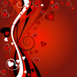 Valentines background — Stock vektor #20428417