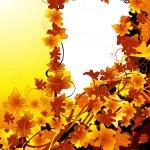 Autumn background — Stock Vector #21068513