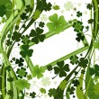 Stock Vector: Design for St. Patricks Day
