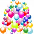 Royalty-Free Stock Vector Image: Balloons